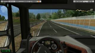 Austrian Truck Simulator PC Gameplay -- Comment -- Maxed Out