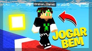 Minecraft: COMO JOGAR BEM THE BRIDGE