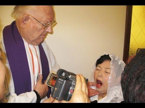 El Segundo Milagro Eucarístico en el Vaticano (28 de Febrero, 2010)