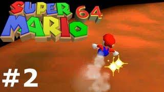 """Super Mario 64 Ep.2 """"NO MONOTONE"""""""