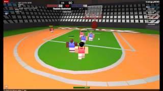 Roblox Basketball League (RBL) Toronto Robloxians Vs Oklahoma city Tigers