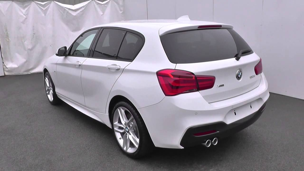 bmw 1 series 120d xdrive m sport 5dr step auto u14685 youtube. Black Bedroom Furniture Sets. Home Design Ideas