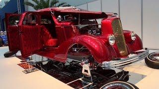 EMS - Essen Motor Show 2014 HOT RODS - Teil 5 von 6