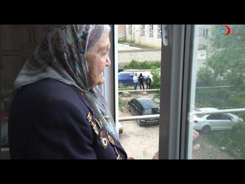 Ветеранов Буйнакска поздравили с 75-летием Великой Победы