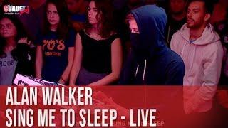 Скачать ALAN WALKER Sing Me To Sleep C Cauet Sur NRJ