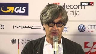 Европейская Киноакадемия представила в Риге свой приз. MIX TV