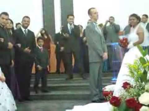 EU TE AMO - Melk Villar E Paloma Possi - Casamento Meu Irmão Cleiton E Geane