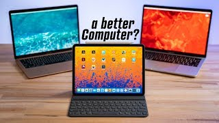 Ipad Pro Vs 2019 Macbooks - No Laptop Needed