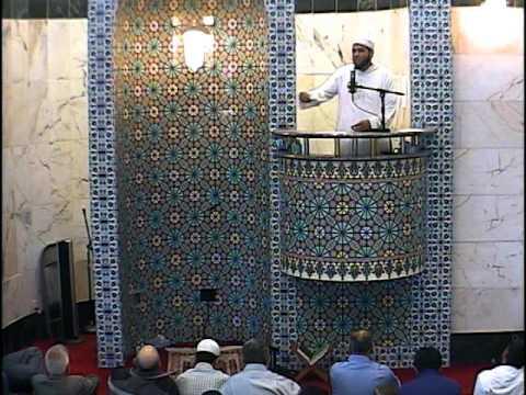 Br. Sahib Ashrafi - The Story of The Cafe Man - Friday Sermon at KFM Culver City, CA - 05/09/2014