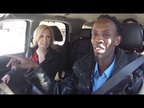 Limo driver turns Oscar nominee
