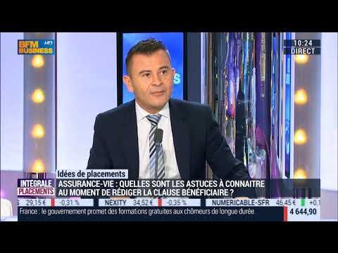 BFM Business TV   Assurance vie, les astuces d'Olivier Rozenfeld
