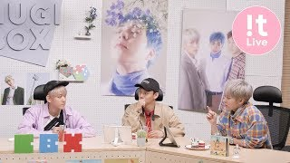 !t Live(잇라이브) Special : The 1st MUGI-BOX EXO-CBX #1