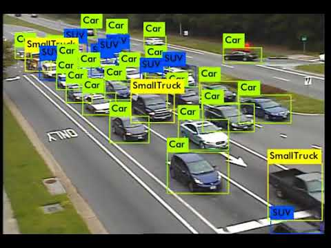 Virtual Vision | AI city challenge 480 dataset London