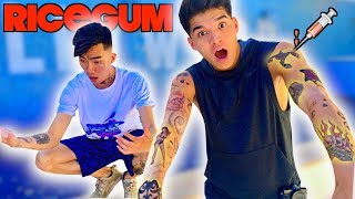 GETTING OUR FIRST TATTOOS!