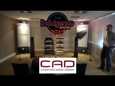 Computer Audio Design Ground Control Demo Trilogy Audio Kaiser Acoustics  @ Indulgence Show 2017
