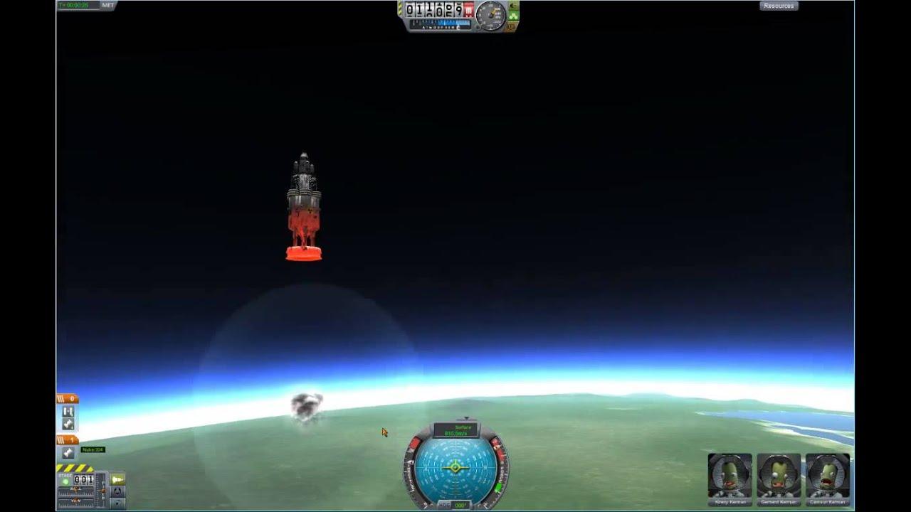 kerbal nasa orion spaceship-#41
