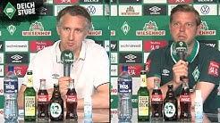 Vor Geisterspiel beim SC Freiburg: Highlights der Werder Bremen-Pressekonferenz in 189,9 Sekunden