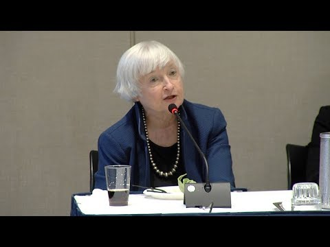 Janet Yellen says that the Fed lacks regulatory tools