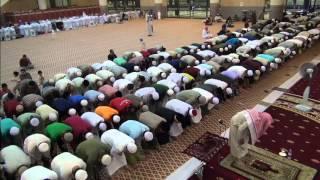 Solat Sunat Tarawih Masjid Negara (24 Ramadhan 1433H)