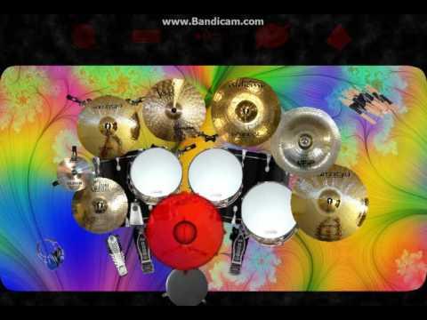 Nitip Rindu Nirwana Mandala Drum Cover
