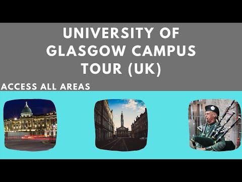 Campus Tour for Glasgow - University of Glasgow - University Tour