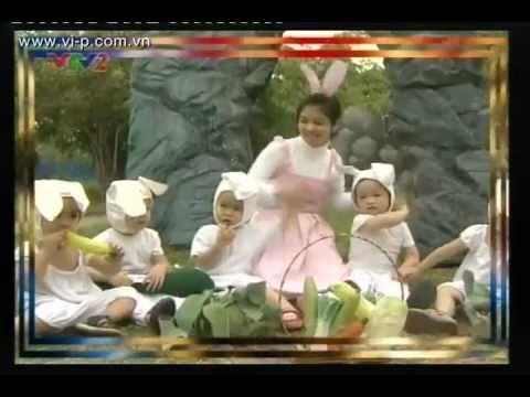 Thỏ đi tắm nắng - ca nhạc thiếu nhi Việt Nam