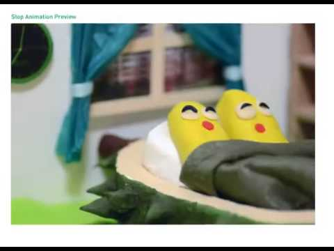 Curtin Singapore - Curtin Lasalle exchange Project - Stop Motion Durian