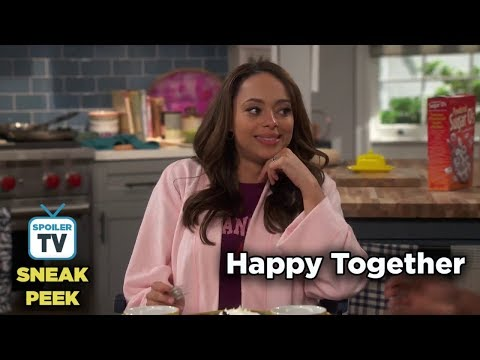 """Happy Together 1x03 Sneak Peek 3 """"Lets Work It Out"""" Mp3"""