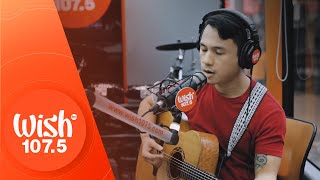 "Hans Dimayuga performs ""Bawat Araw"" LIVE on Wish 107.5 Bus"