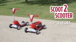 Scoot 2 Scooter | Radio Flyer