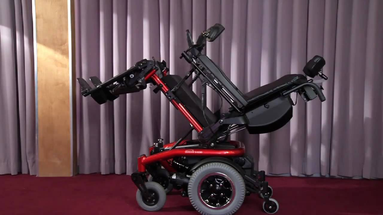 Power wheelchair comparisons - Reeve Foundation