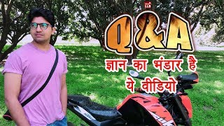 First QnA | Full of Knowledge in Hindi | By Ishan