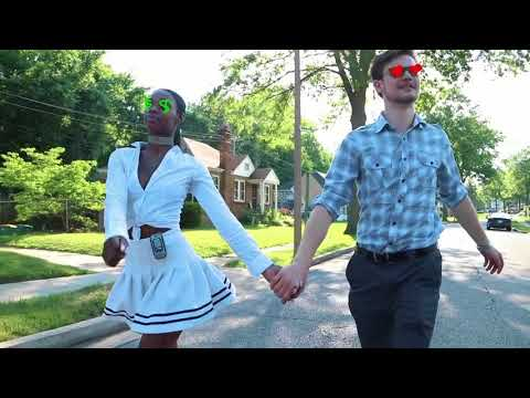 MAKING MY WAY THROUGH THE HOOD WITH YOUR BOO - 1000 MILES BLACK GIRL PARODY
