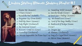 Lindsey Stirling Studying Playlist