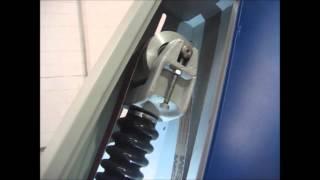 Esticador pneumático de lixa - Rebel.wmv