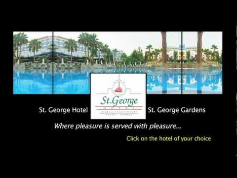 St George Hotel SPA & Golf Resort Pafos Cyprus