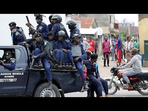 DR Congo: Public trail of alleged under aged prostitutes