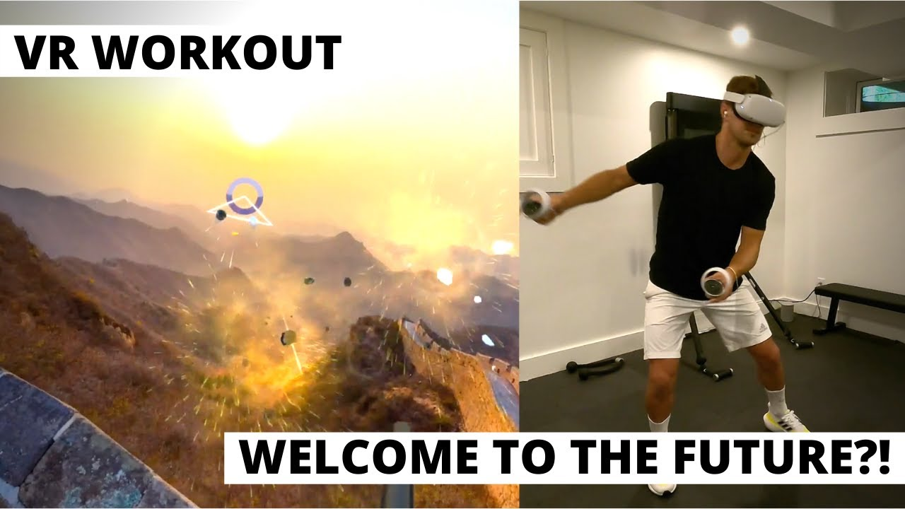 Is this The Future Of Home Workouts?!