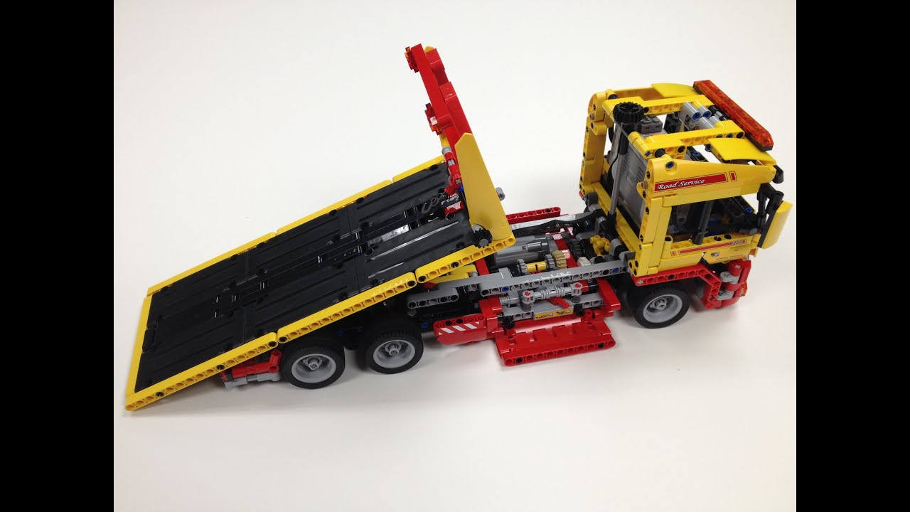 LEGO Technic Flatbed Truck (8109) - 412.4KB