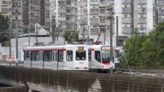 香港輕鐵505綫屯門至市中心站 MTR Light Rail Routes 505