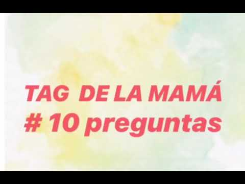 Tag De La Mamá 01 Youtube