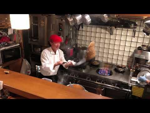 ザ・洋食屋 キチキチ オムライステクニック