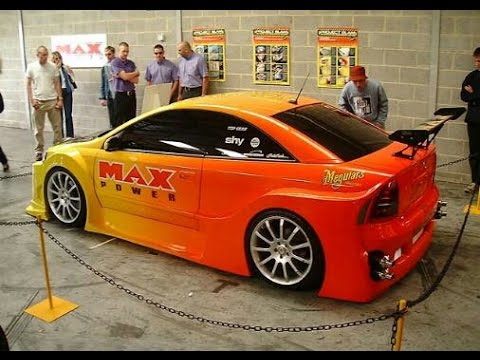Max Power S Project Slam Vauxhall Astra Tribute Slideshow Music Vid