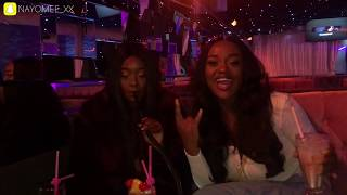 KEEPING UP WITH K DOLL X CHIOMA VLOG1 SHES BACK IN LONDON