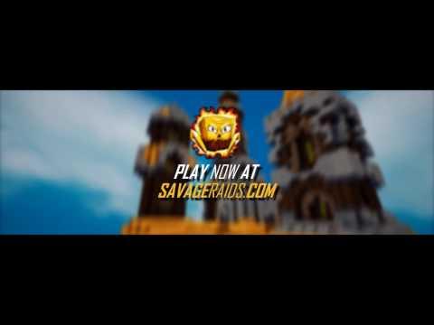 SavageRaids - $500 PRIZE - NEED STAFF! - Brand New!
