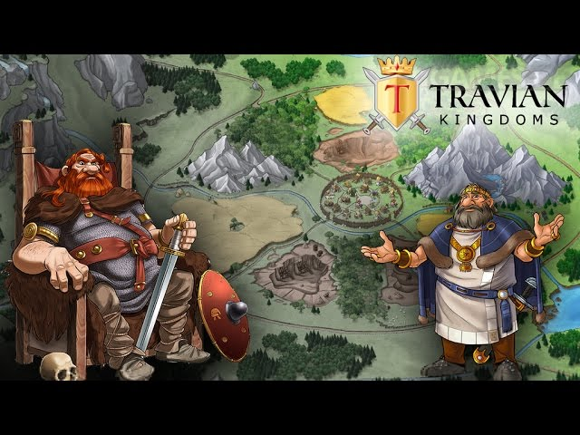 Видео Travian Kingdoms - Обзор
