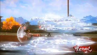 GOD SLAYER Online 蛮荒搜神记 - 2nd CBT April 15 Battle System Preview