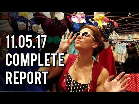 The week we went to Dapper Day 2017 - 11-5-2017