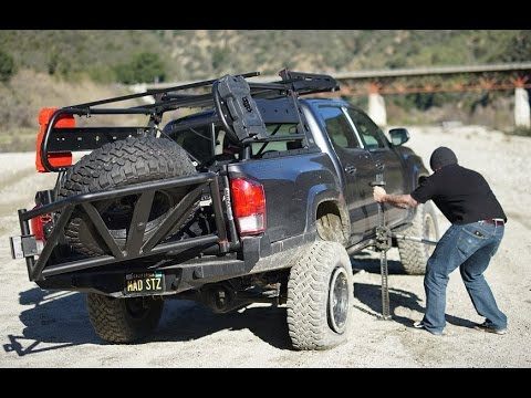 Guide To The Gear Tiregate Tailgate Spare Tire Carrier
