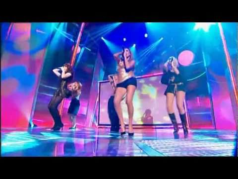Girls Aloud - Something Kinda Ooooh (Live @ Ant And Dec's Saturday Night Takeaway 30/09/2006)